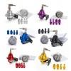 EPMAN Adjustable Fuel Pressure Regulator with Gauge / Meter