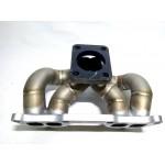 Turbo Manifold Stainless Steel 4G13 4G15 Bottom Mount TD04 TD05 3mm
