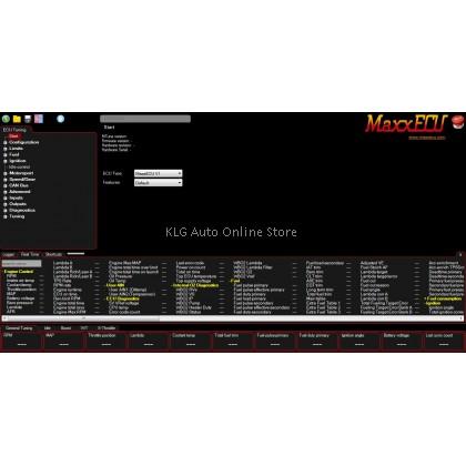 MaxxECU Custom Mapping for 3SGE VVTi